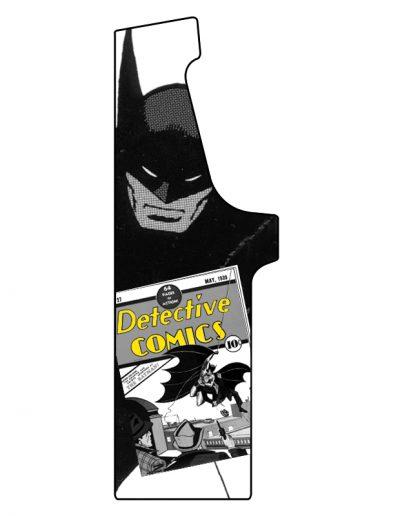 borne d'arcade rétro comics batman