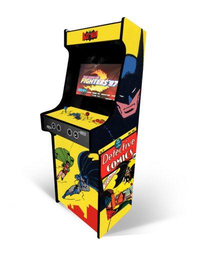 borne d'arcade à l'éfigie de batman