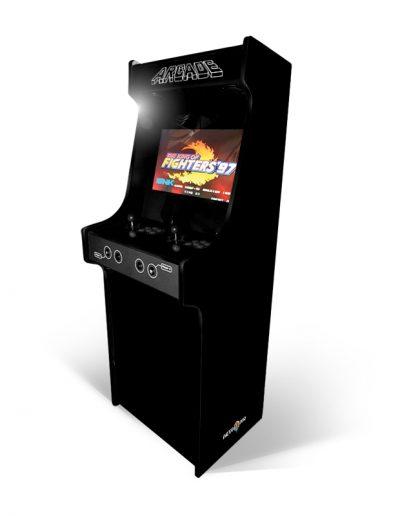 borne d'arcade noire
