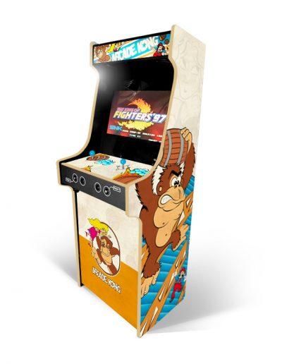 borne d'arcade rétro nitendo
